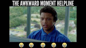 Awkward Moment Helpline