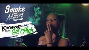Dexcapone Ft. Dusk – Get High [Music Video] | @Dexcapone