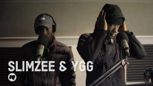 DJ Slimzee with Lyrical Strally, PK & Saint P (YGG)