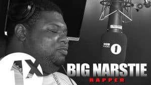 Fire In The Booth – Big Narstie