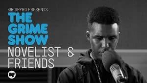 Grime Show: Novelist & Friends