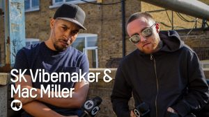 Mac Miller talks his new album, building up his buzz, independent artist & more with SK Vibemaker
