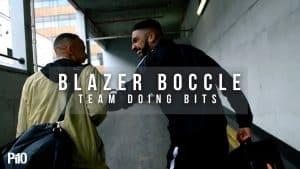 P110 – Blazer Boccle – Team Doing Bits [Net Video]