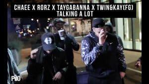 P110 – Chaee x Rorz x Taygabanna x Twin&kay (FG) -Talking A lot [Net Video]