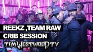 Reekz MB, Team Raw freestyle – Westwood Crib Session