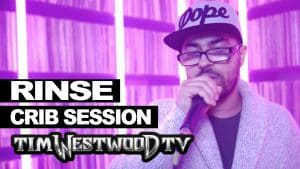 Rinse freestyle – Westwood Crib Session