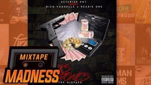 RV – Talk Is Cheap prod. @AXLBeats | @STARISHENT @MixtapeMadness
