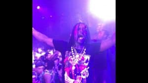 Savages in Seattle Tried to Take CHIEF KEEF's Chain Last night… But.. HE WASN'T GOING!