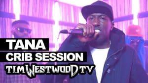 Tana freestyle – Westwood Crib Session