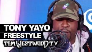 Tony Yayo freestyle – Westwood