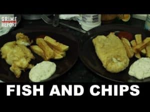 Whippin In Da Kitchen (Cooking Show)  [Ep 10] Fish & Chips | Grime Report Tv