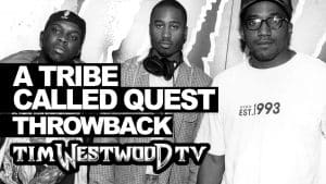 A Tribe Called Quest freestyle 1996 never heard before – Westwood Throwback
