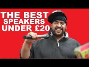 Are £20 BlueTooth Speakers A Load Of Crap? #Science4DaMandem   Grime Report Tv