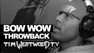 Bow Wow freestyle never heard before from 2005 – Westwood Throwback