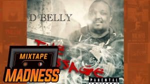 Dbelly (CE) sends out a message speaking on Mostack Scamz and the Villeside Family | @MixtapeMadness
