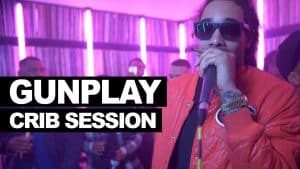 Gunplay freestyle – Westwood Crib Session