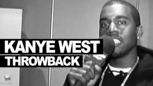 Kanye West freestyle 2004 – never seen before!