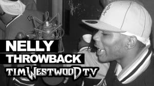 Nelly freestyle goes off crazy back in 2001! Never heard before – Westwood Throwback