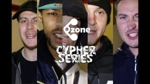 Ozone Media: RTFact, Rdot, Jkid, Predzz & Tyson [CYPHER SERIES]