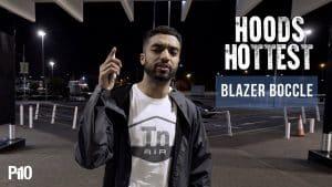 P110 – Blazer Boccle #HoodsHottest