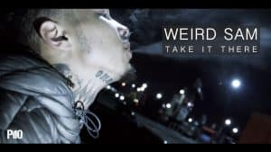 P110 – Weird Sam – Take It There [Net Video]