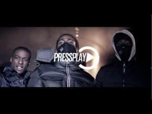 Russ X Taze (SMG) – Bludclart (Music Video) @Russiansplash @Tazesmg