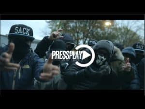 SB(CR) Dont Ride #CrashGang #N1 (Music Video) @itspressplayent