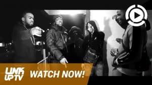 SickMan X Kmuni – Plug  [BRB EP] #ShoSplashEnt @BigSickMusic @Kmuni_ | Link Up TV