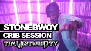 Stonebwoy freestyle – Westwood Crib Session