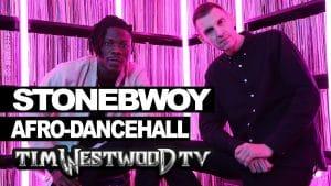 Stoneybwoy on Ghana setting trends, Afro Dancehall – Westwood