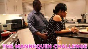 THE MANNEQUIN CHALLENGE