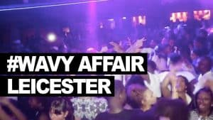 #WavyAffair Leicester Thursday 8th Dec – Westwood