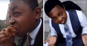 Everyone is shocked that the Chicken Connoisseur kid is actually a 23-year-old man