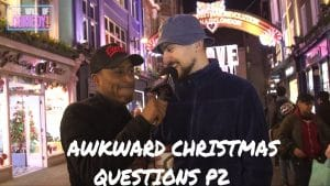 Asking Awkward Christmas Questions| Yung Filly p2