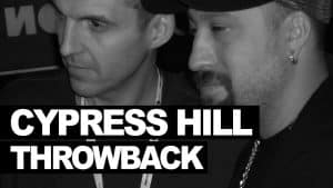 Cypress Hill freestyle 1998 never heard before! Westwood Throwback