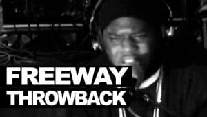 Freeway freestyle over In Da Club in 2003 – Westwood Throwback