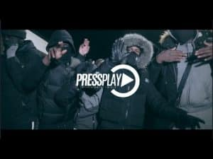 Gb X LooseScrew X Tizzy T – Moscow March #Moscow17 (Music Video) @itspressplayent