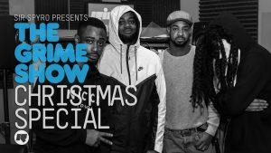 Grime Show: Christmas Special with Teddy Bruckshot, K2, Elf Kid & DJ MakTen