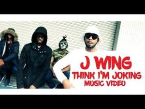 J Wing – Think Im Joking (Prod. John Brown) [Music Video] | Grime Report Tv