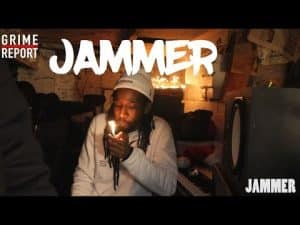Jammer – Smoke Point Grime Freestyle [@JammerBBK] Grime Report Tv