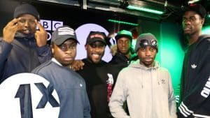 Kenny Allstar w/ Ounto Nation on BBC Radio 1Xtra