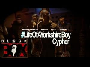 #LifeOfAYorkshireBoy | BL@CKBOX [Cypher] (4k)