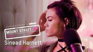 Sinead Harnett – Love to Lose (Sophia Webster x Rinse: Mount Street Sessions)