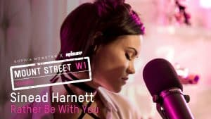 Sinead Harnett – Rather Be With You (Sophia Webster x Rinse: Mount Street Sessions)