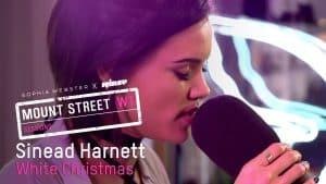 Sinead Harnett – White Christmas (Sophia Webster x Rinse: Mount Street Sessions)