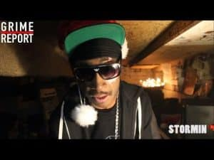 Stormin – Fill Up Your Grinder Freestyle [@StorminMC] Grime Report Tv