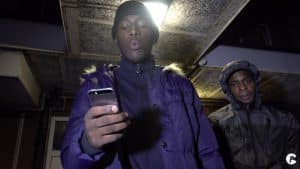 TiZZ x Cade – End of year freestyle (4K) | @PacmanTV