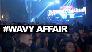 #WavyAffair hottest student party!