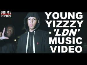 Young Yizzy – LDN [Official Music Video] @Official_Yizzy | Grime Report Tv