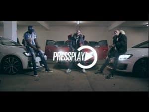 B1Z X Laffy Tafy X Luger – Things Aint The Same #Huddersfield (Music Video) @itspressplayent